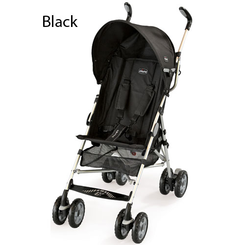 Chicco Ct 0.6 Lightweight Stroller Black by Chicco