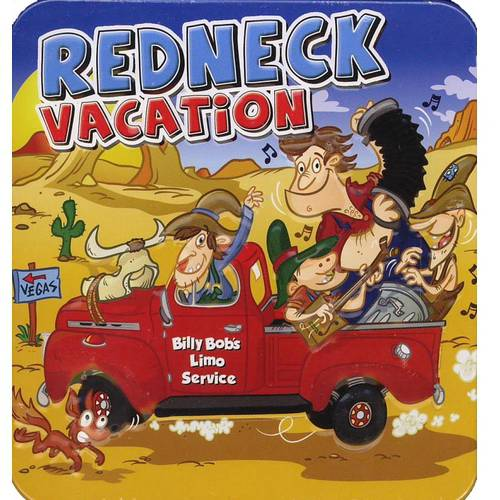Redneck Vacation (Collector's Tin) (2CD)