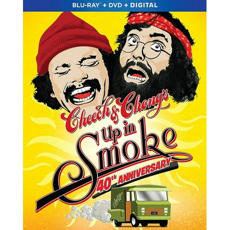 Cheech & Chong's Up in Smoke (40th Anniversary) (Blu-ray + DVD + Digital Copy) - Cheech And Chong Up In Smoke Costume