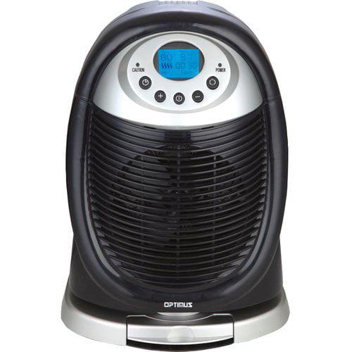Optimus Digital Osciliating Fan Heater, H-1411