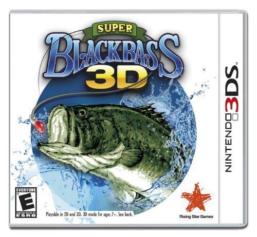Rising Star Games Super Black Bass 3D