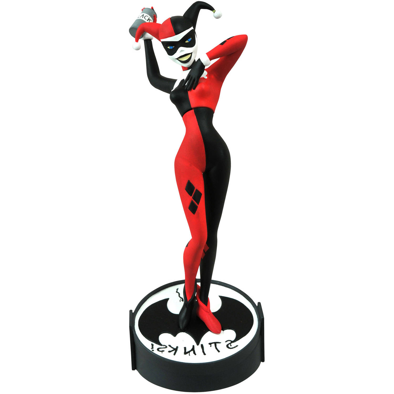 Diamond Select Toys Femme Fatales Batman The Animated Series Harley Quinn PVC Statue by Diamond Select Toys