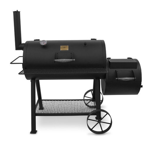 Char-Broil Oklahoma Joe's Highland Offset Charcoal Smoker and Grill