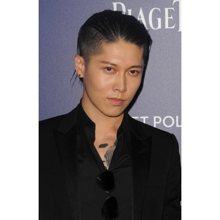 Miyavi At Arrivals For Piaget Launch Party For The Maison Timepiece The Duggal Greenhouse Brooklyn Ny July 14 2016 Photo By Kristin CallahanEverett Collection Celebrity