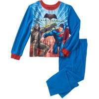 Boys' Batman Vs. Superman 2 Piece Pajama Sleep Set (Big Boys & Little Boys)