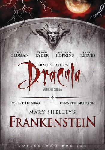 Bram Stoker's Dracula   Mary Shelley's Frankenstein (DVD) by Sony Pictures Home