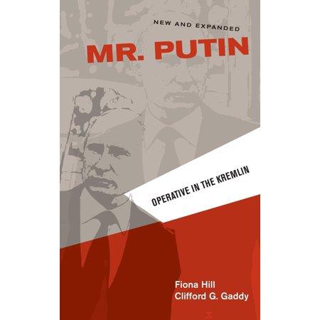 Geopolitics in the 21st Century: Mr. Putin: Operative in the Kremlin (Hardcover) Clarinet 21st Century