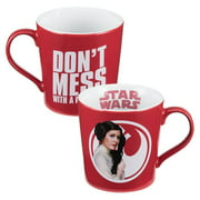 Vandor LLC Star Wars Princess Leia Coffee Mug