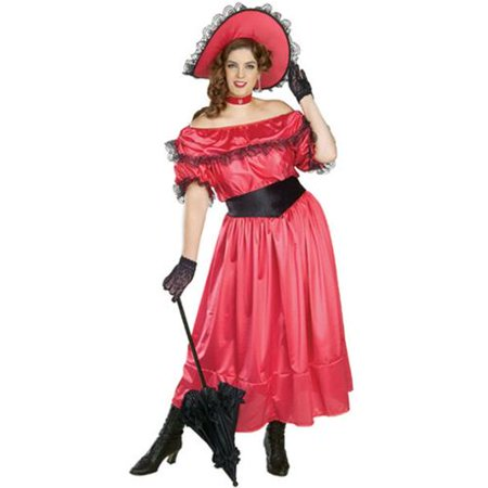 Southern Belle Plus Size Adult Costume - Plus Size