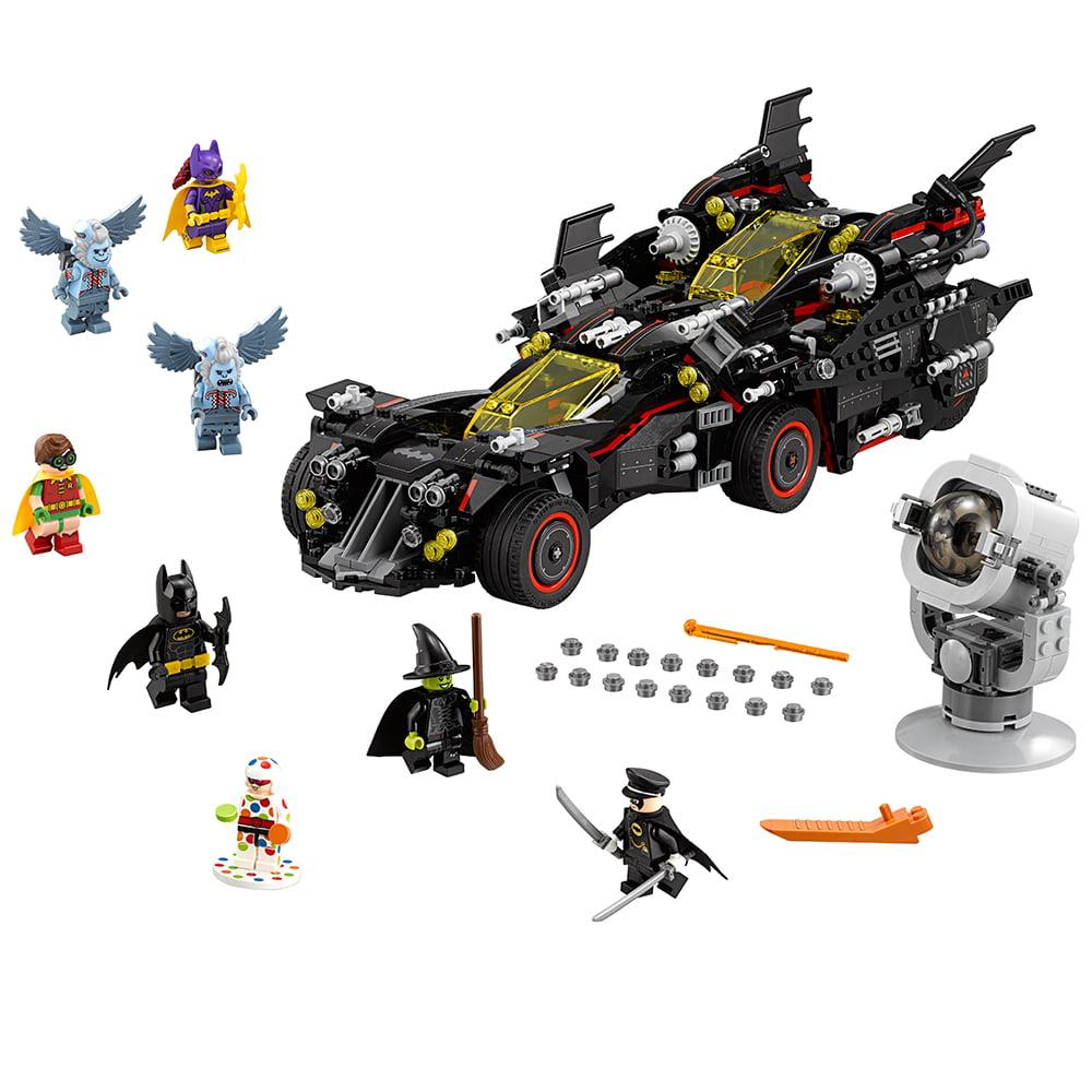Lego Batman Movie The Ultimate Batmobile 70917 by LEGO System Inc