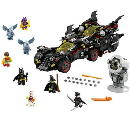 Lego Batman Movie The Ultimate Batmobile 70917