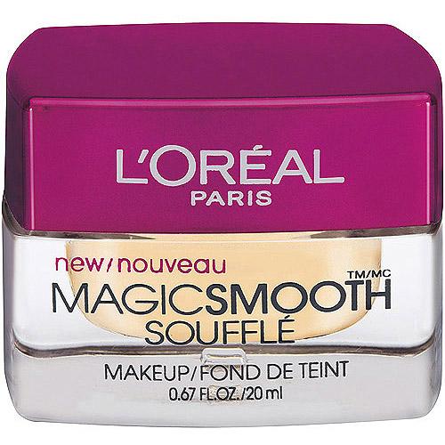 L'Oreal Paris Magic Smooth Souffle Makeup