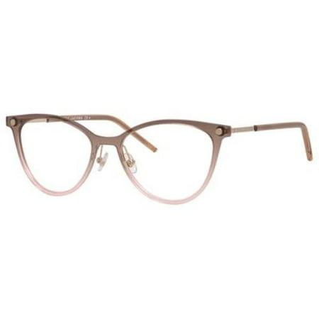 980b1726fec9 MARC JACOBS Eyeglasses MARC 32 0TVX Brown Pink 52MM - Walmart.com