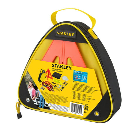 STANLEY Emergency Roadside kit with Booster Cables (ERK1S)