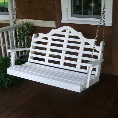 Poly Perch - A & L Furniture Marlboro Poly Recycled Plastic Porch Swing