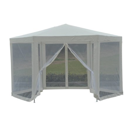 Outsunny 6 ft. Hexagon Party Gazebo
