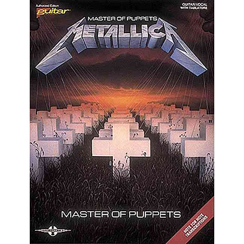 Master of Puppets: Metallica