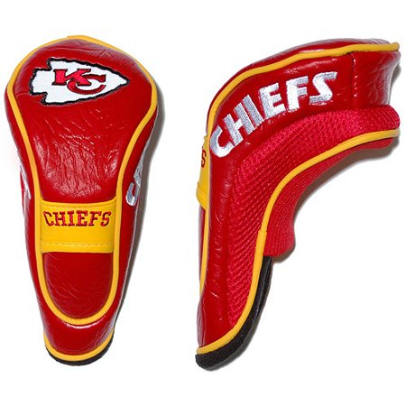 Team Golf NFL Kansas City Chiefs Hybrid Head (Kansas City Chiefs Golf Headcover)
