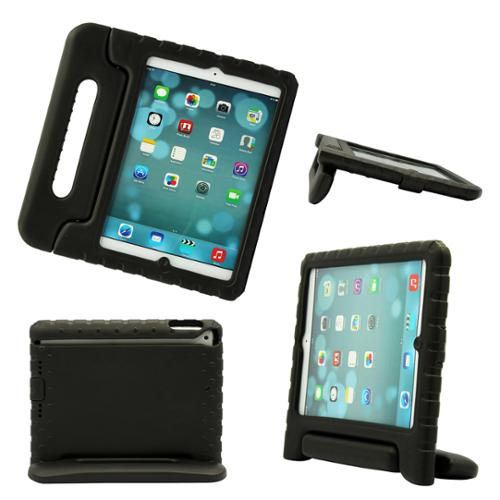 Gearonic Children Safe EVA Foam Case Handle Stand for Apple iPad Air 5 Purple