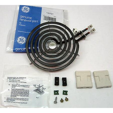 "WB30X359 Genuine GE Electric Range 6"" Element Burner Calrod AP2027832 PS244055"