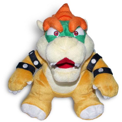Super Mario Large Plush Doll, Bowser