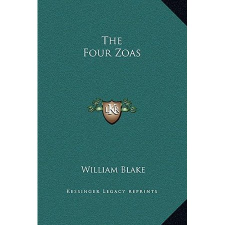 The Four Zoas (William Blake Vala Or The Four Zoas)