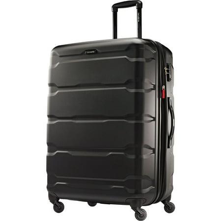 Samsonite Omni Travel/Luggage Case (Roller) Travel Essential, Black