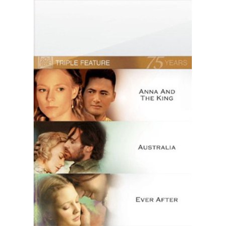 Anna & The King / Australia / Ever After (DVD) ()