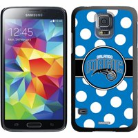 Orlando Magic Polka Dots Design on Samsung Galaxy S5 Thinshield Case by Coveroo