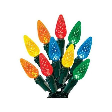 Ace Trading - Grand Universal 9339029 Celebrations Christmas Light Set - C6  Multicolor - 30 Lights ()