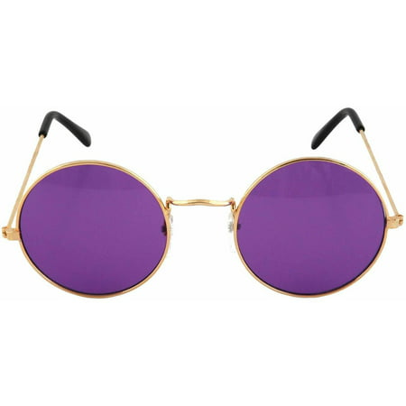 Purple Glasses Rock Adult Halloween Accessory](Chris Rock Halloween)