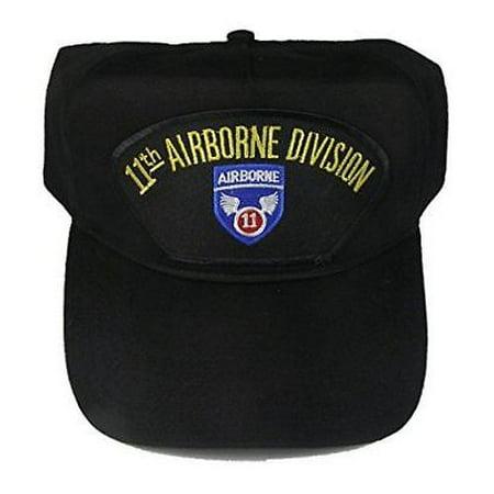US ARMY ELEVENTH 11TH AIRBORNE DIVISION ABD HAT CAP ANGELS AIR ASSAULT VETERAN