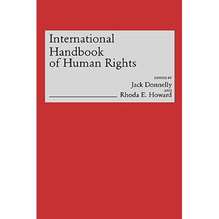 International Handbook of Human Rights