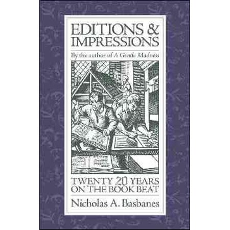 (Editions and Impressions : Twenty Years on the Book Beat)