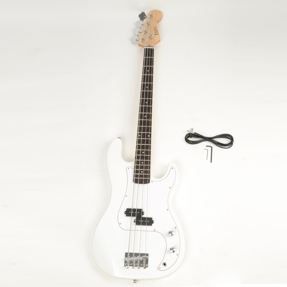 Ktaxon Electric Bass Guitar Burning Fire Style Guitar for Adult,Musical Instruments for... by