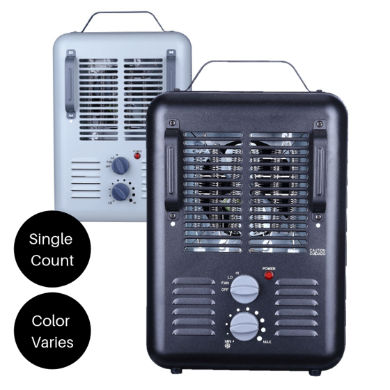 Utility milkhouse style electric space heater #dq1702 walmart.com