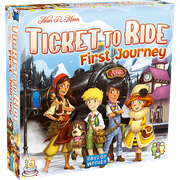 Ticket to Ride: Europe: First Journey Strategy Board Game