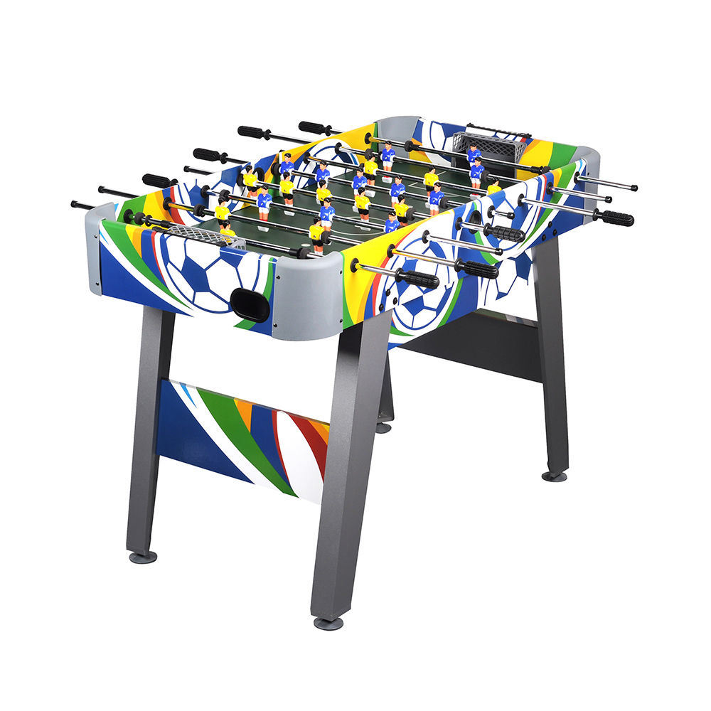 "Zimtown 58"" Hockey Foosball Soccer Table Competition Sized for Arcade Game Room"