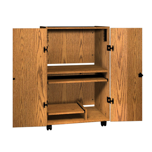 Ironwood General Laptop Storage Carts