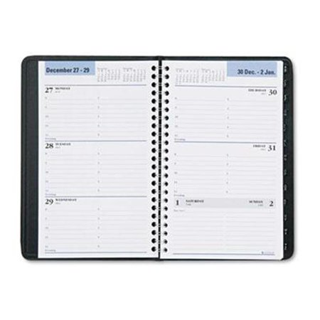 dayminder weekly appointment book with hourly appointment times