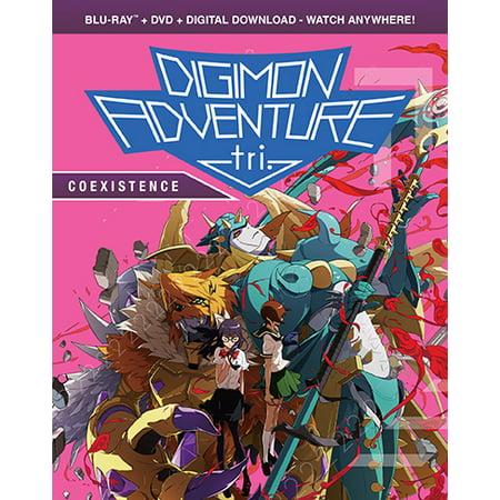Digimon Adventure tri.: Coexistence (Blu-ray + DVD + Digital) - Digimon Halloween