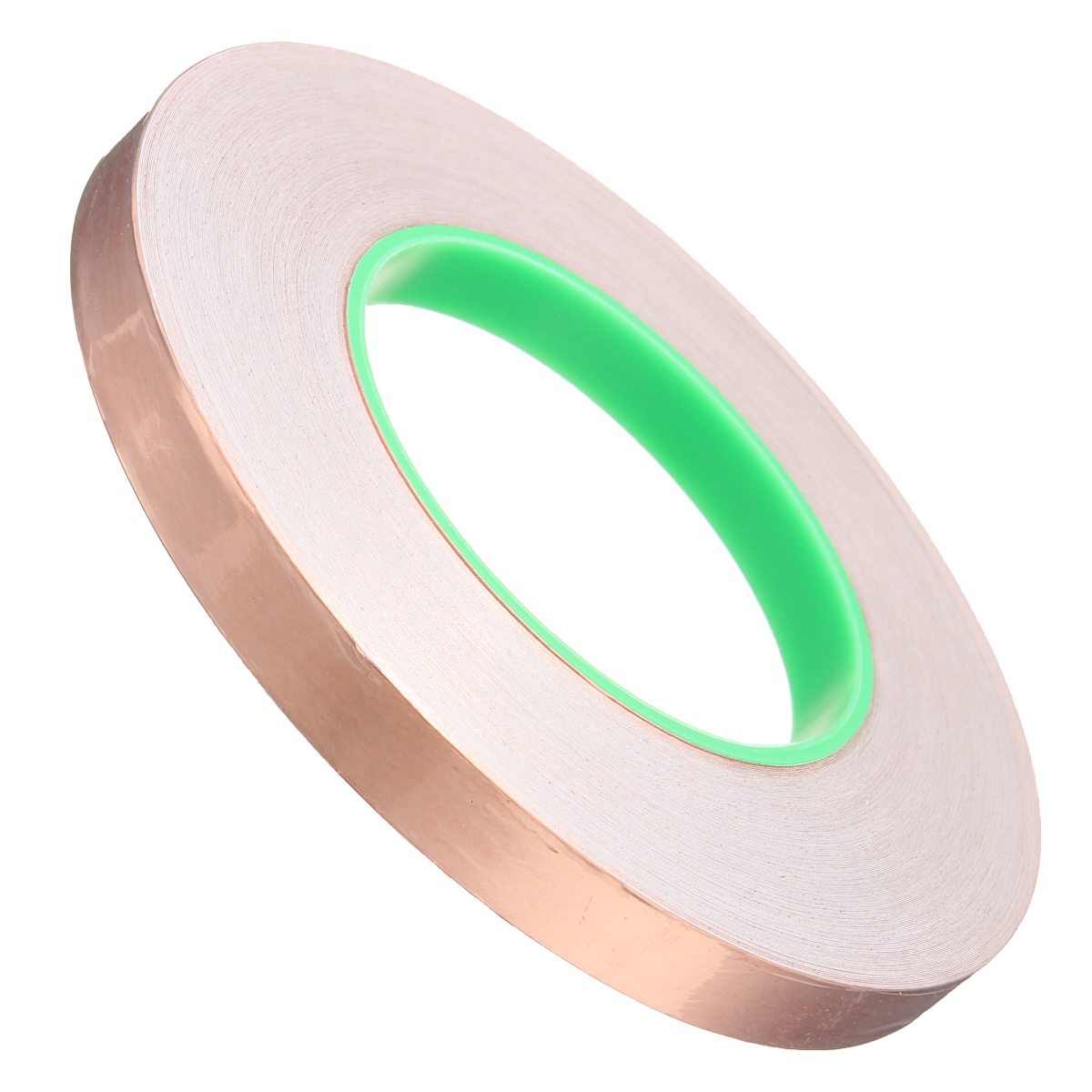"""Non-Conductive Adhesive Ship from USA Copper Foil Tape 3//8/"""" x 55 Yds 10mmx50m"""