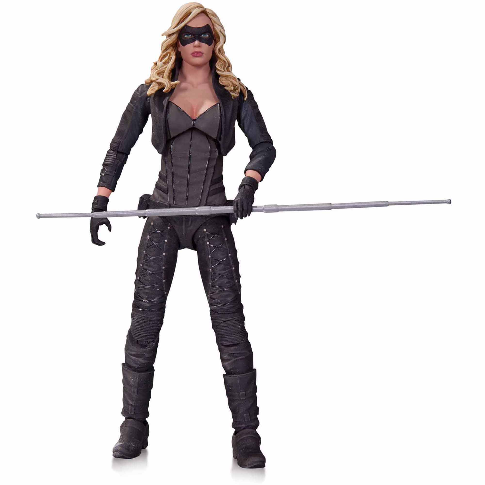DC Comics Arrow Black Canary Action Figure by Generic