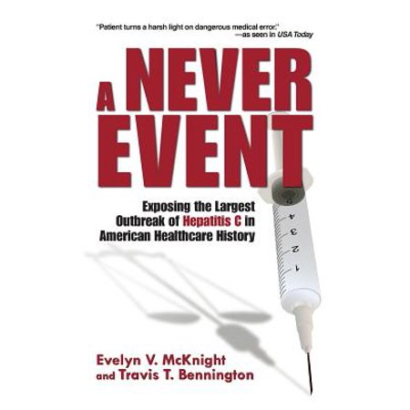 A Never Event  Exposing The Largest Outbreak Of Hepatitis C In American Healthcare History