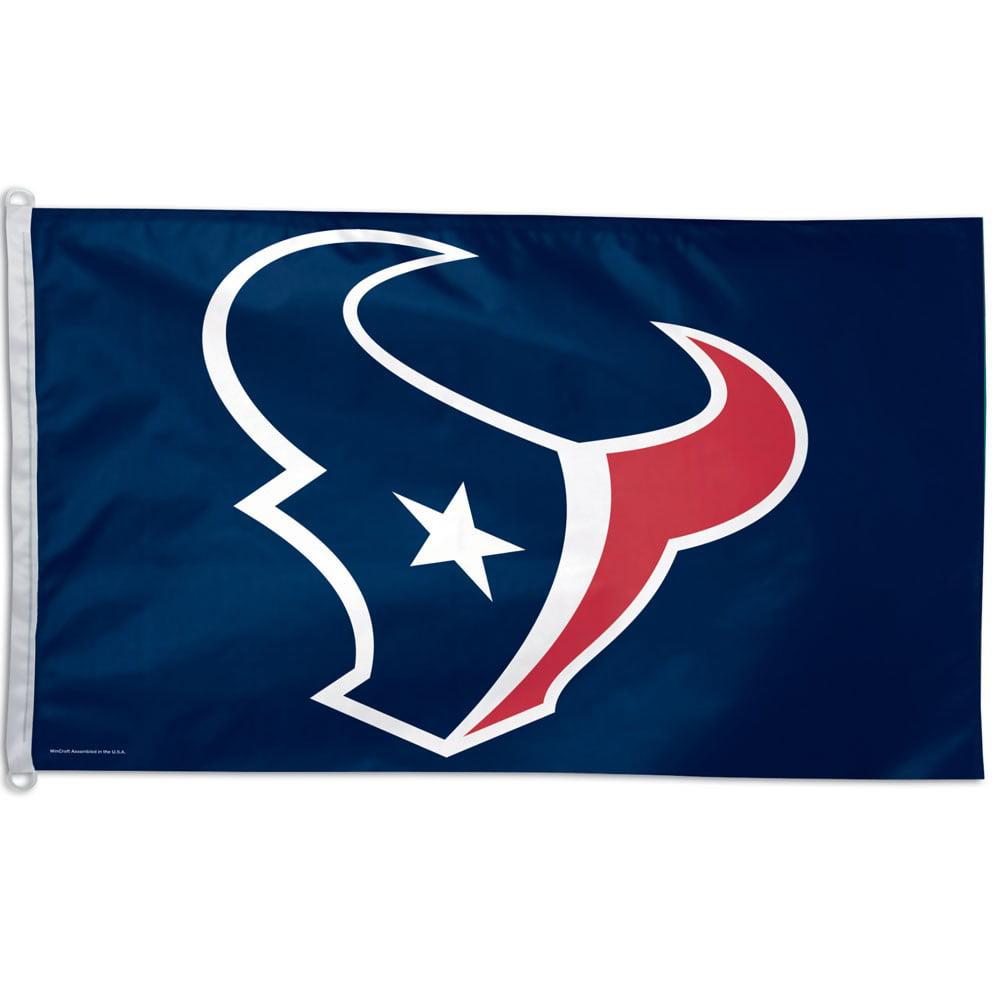 Houston Texans 3'x5' Flag