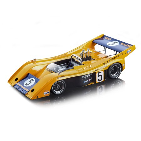 Mclaren M20 Can Am Gulf 5 Denny Hulme Watkins Glen 1972 Winner Ltd Ed 120 Pcs 1 18 Model Car By Tecnomodel