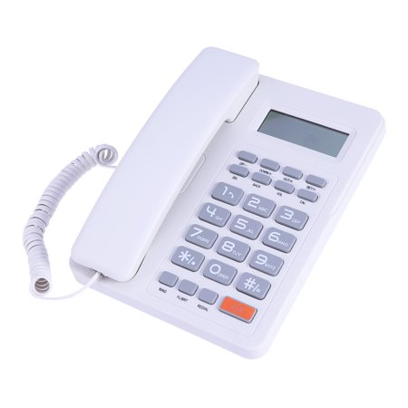 High Quality Business Fixed Phone Caller ID Telephone Home Office Landline Phone With LCD Screen