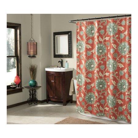 MStyle Ankara Shower Curtain