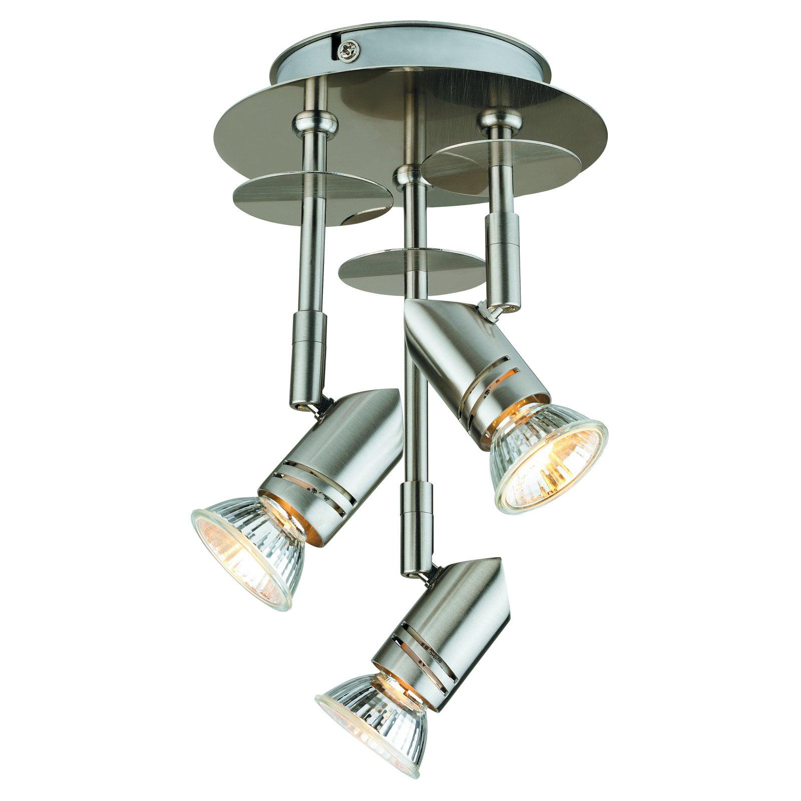 Catalina Lighting 3-Light Fixed Track Light by Illuminada