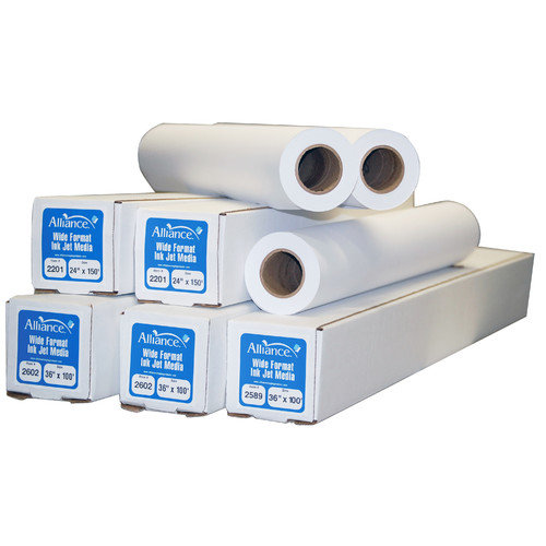TST Impreso 36'' x 100' Wide Format Inkjet Media Roll